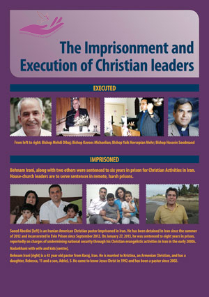 Imprisonment and Execution of Christian leaders